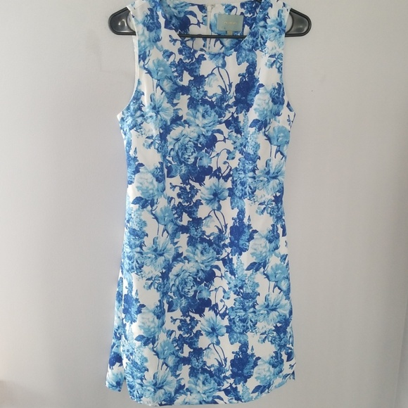 Skies Are Blue Dresses & Skirts - Floral Dress